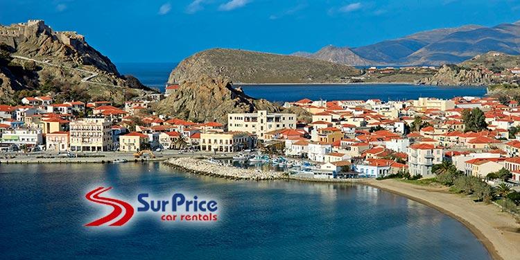 Surprice Car Rentals in Lemnos