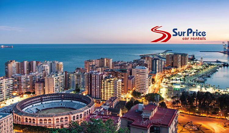 Surprice Car Rentals in Malaga